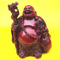Laughing Buddha w/Package