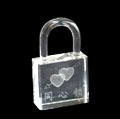 like-minded Lock for Love Feng Shui
